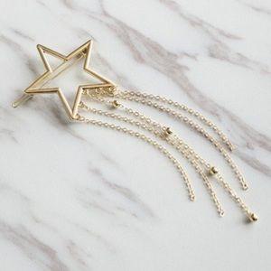 Accessories - Star Hair Barrette